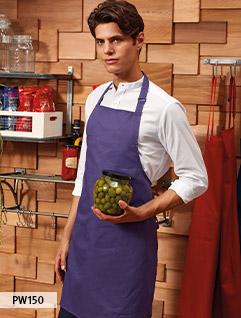 Förkläden, slipsar och kök