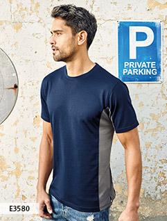 Sporttröjor med kontrast